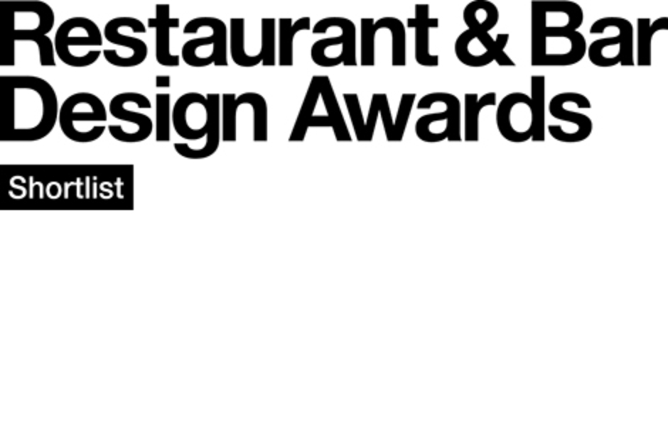 Restaurant and Bar design awards shortlist