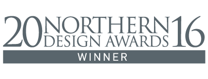 Winner Northern Design Awards 2016