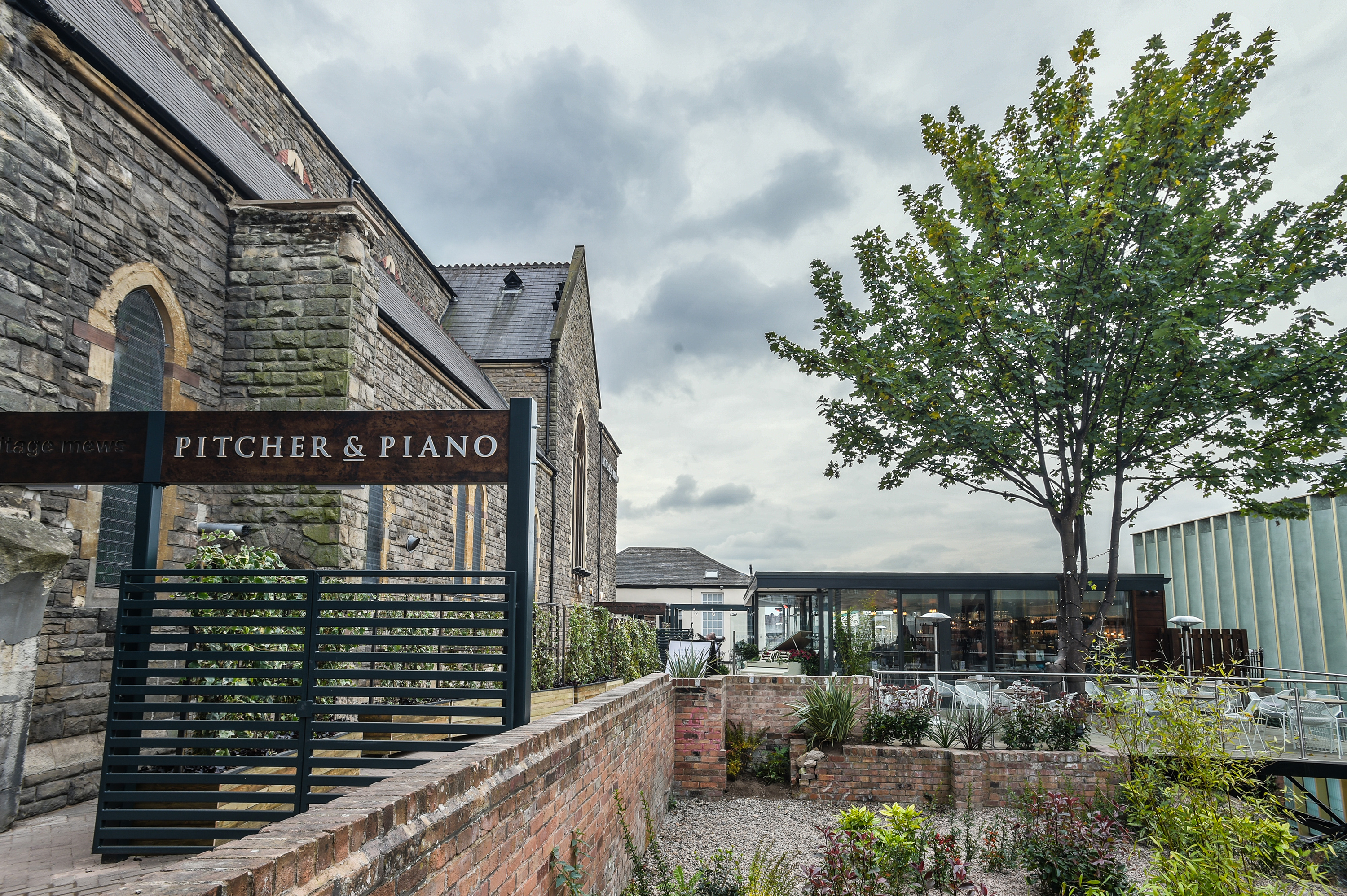 Pitcher Amp Piano Nottingham Restaurant And Bars Design