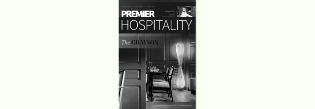 Premier Hospitality Front Cover January 2019