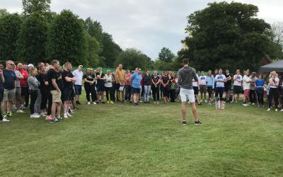 Rounders tournament raised £2500