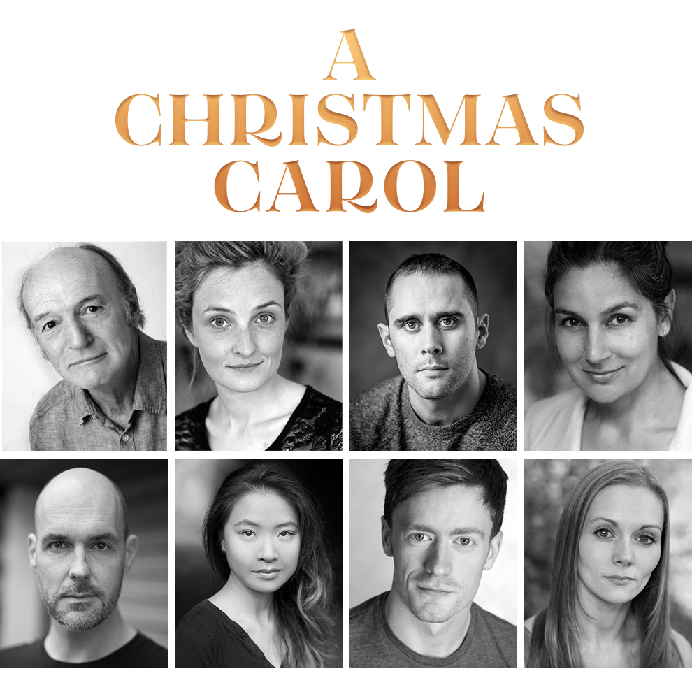 A Christmas Carol 2019 cast announcement