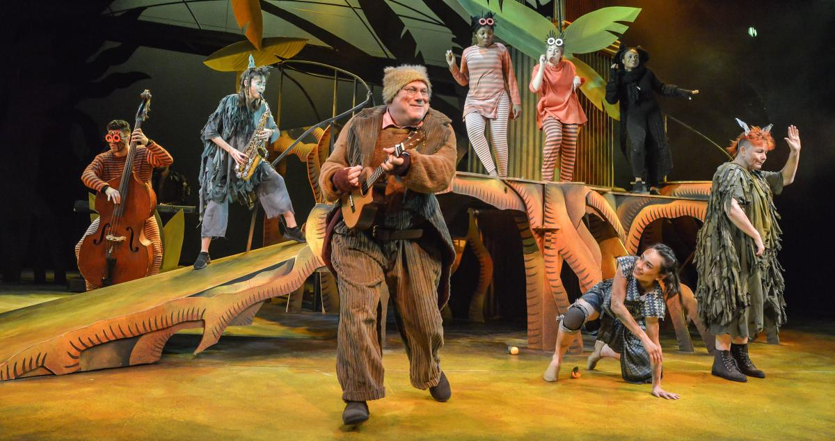 About Us - Derby Theatre Productions - The Jungle Book