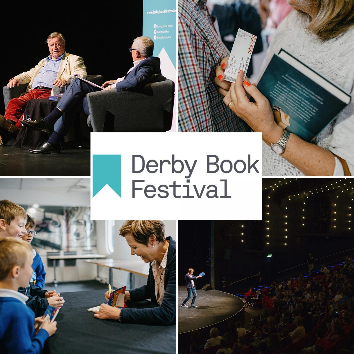 Derby Book Festival 2021 on sale