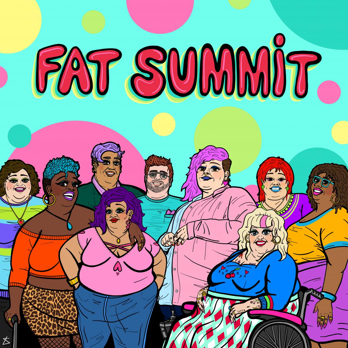 Fat Summit - Fatty Fat Fat at Departure Lounge