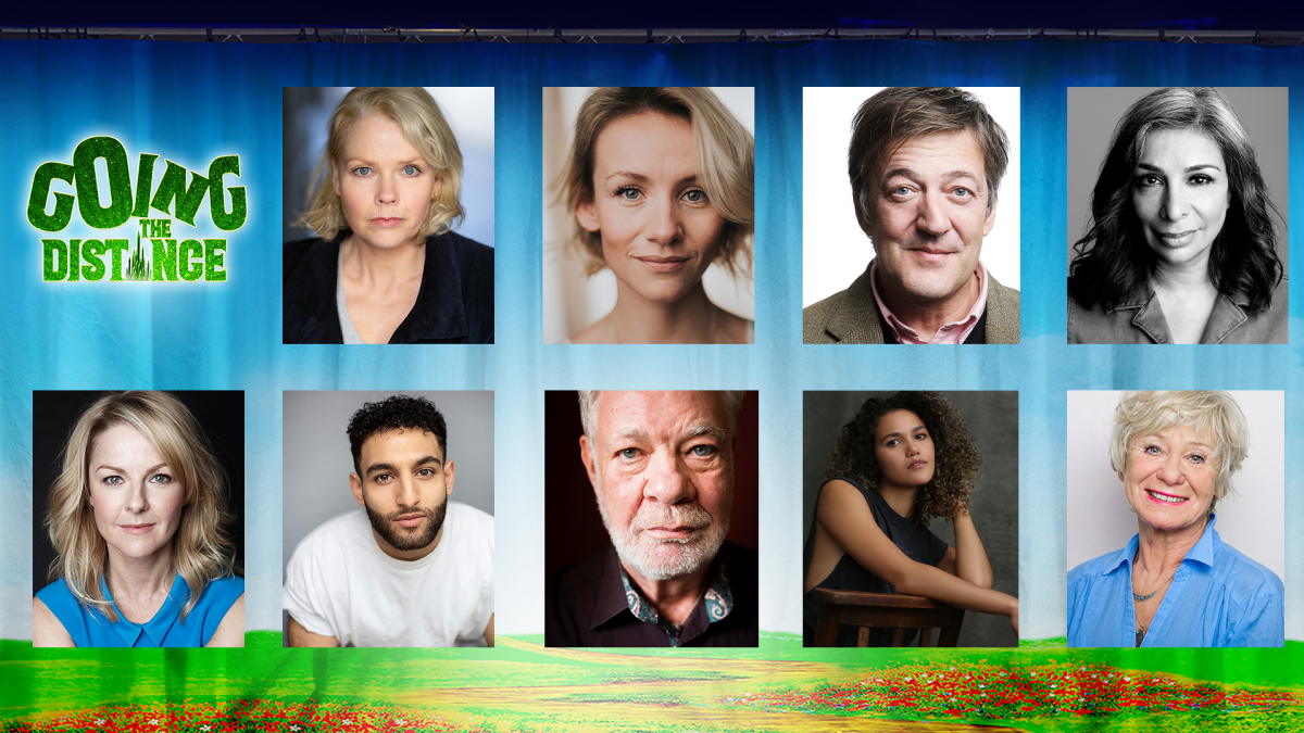 Going The Distance Cast