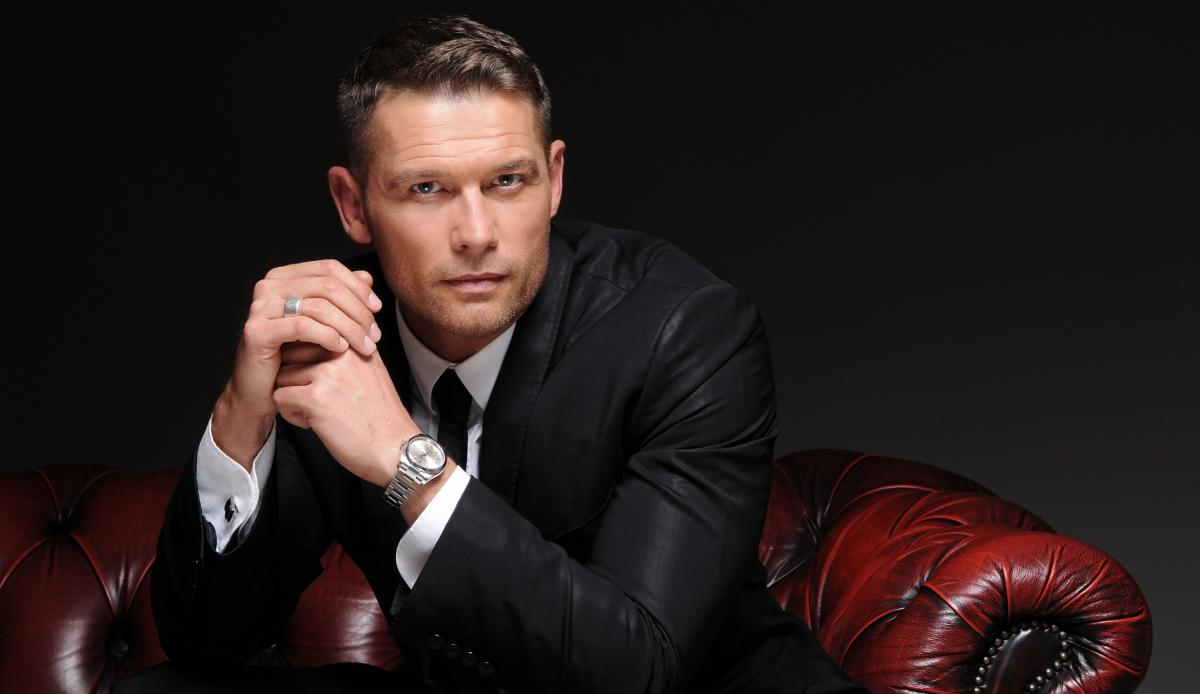 John Partridge in the Case of the Frightened Lady