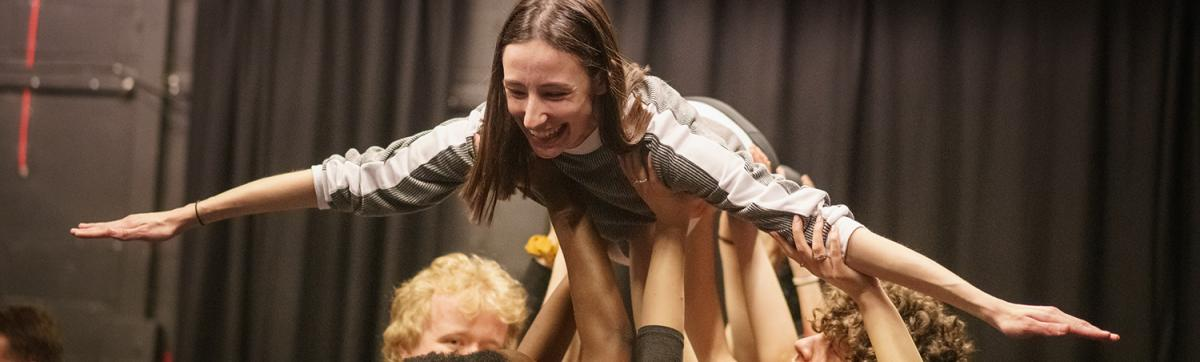 Learning Theatre - Secondary School Workshops