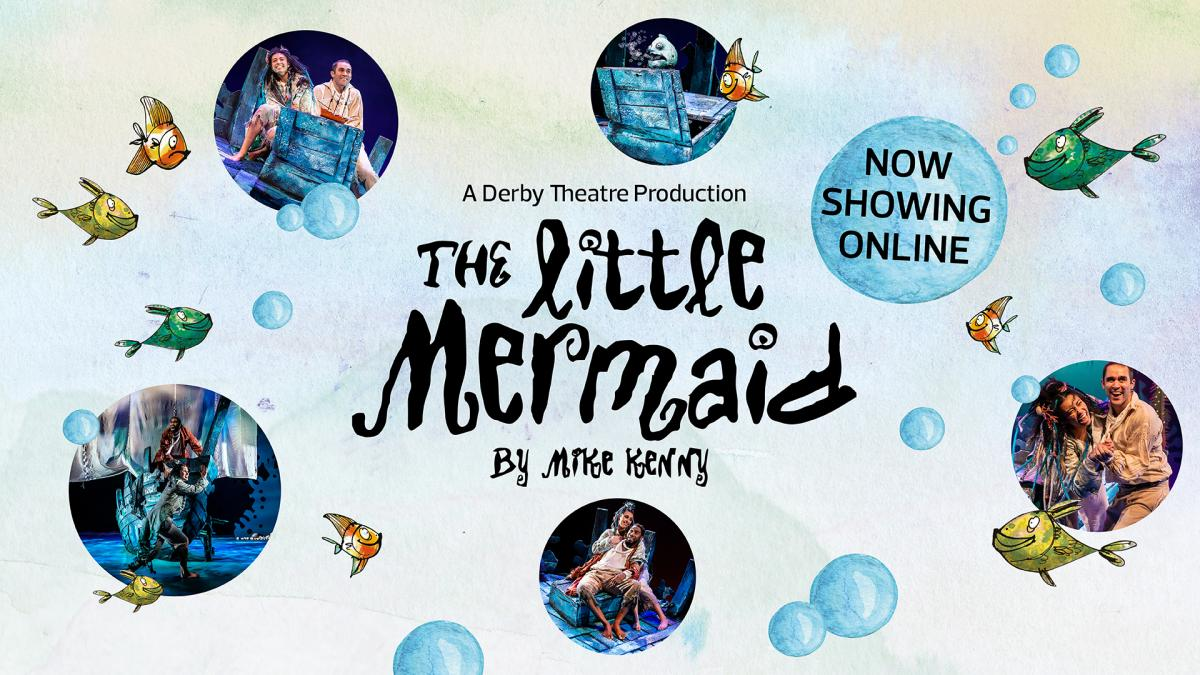 The Little Mermaid - Now Showing