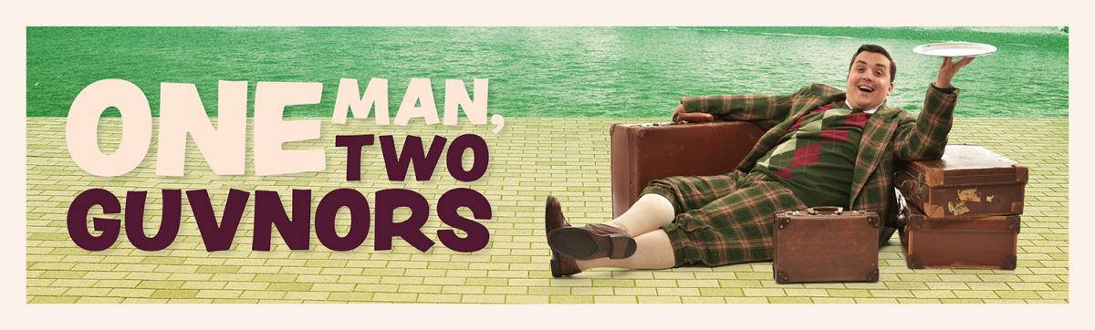 One Man, Two Guvnors at Derby Theatre