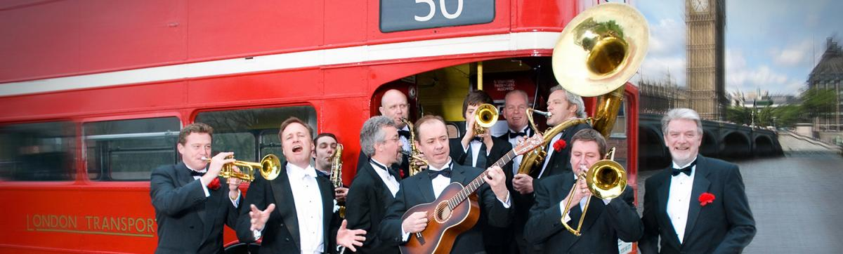 Pasadena Roof Orchestra in London
