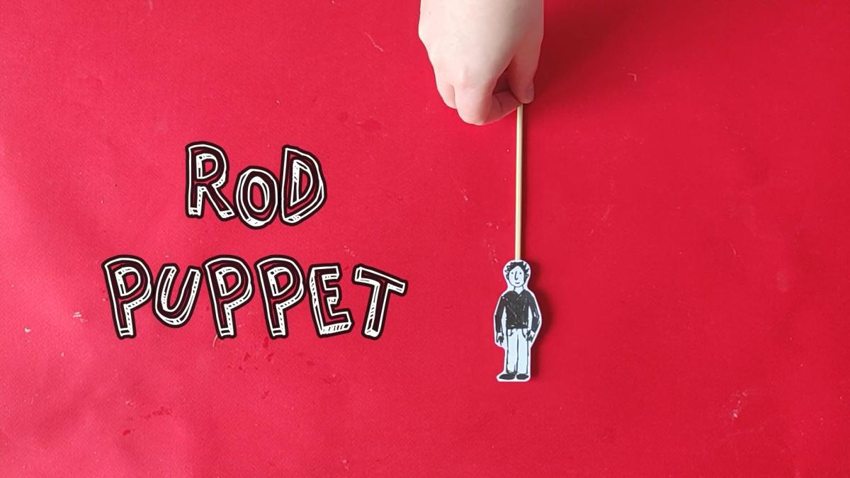 Puppet Theatre - Rod Puppet