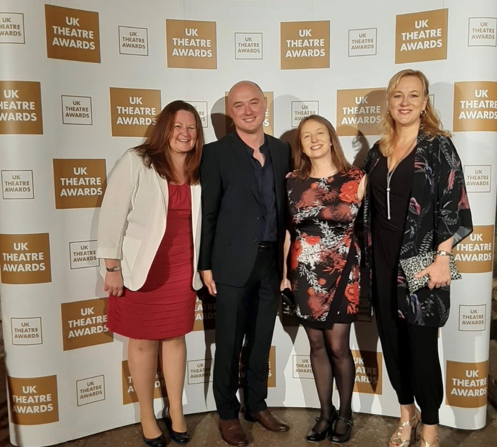 Derby Theatre at UK Theatre Awards 2019