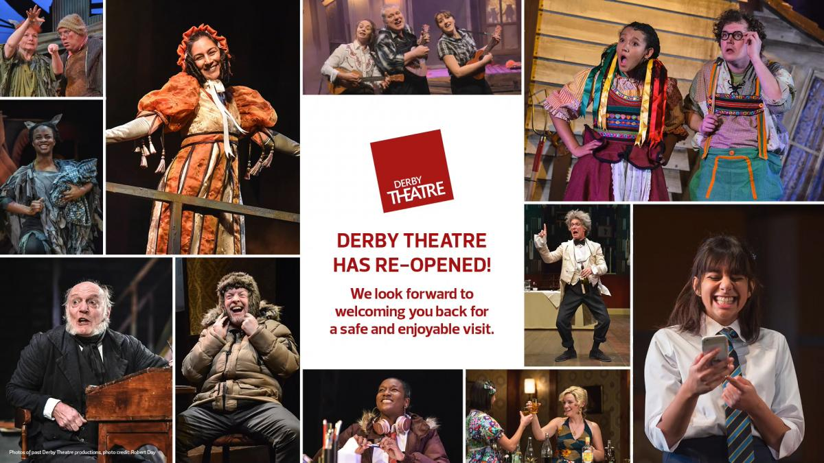Welcome Back to Derby Theatre