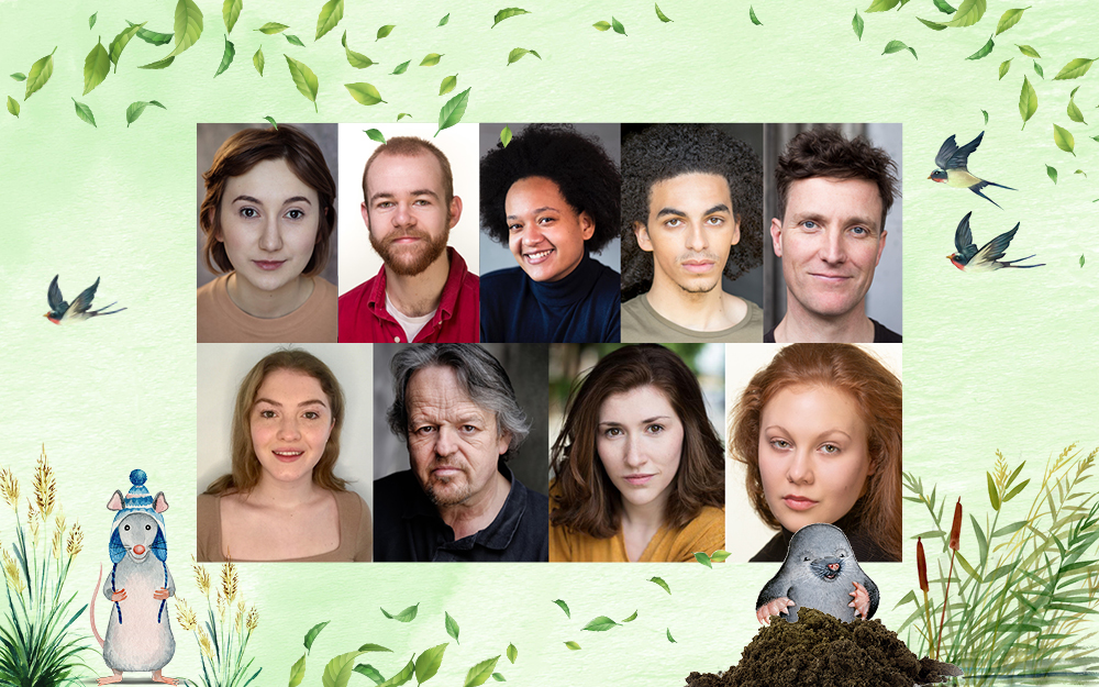 The Wind in the Willows cast