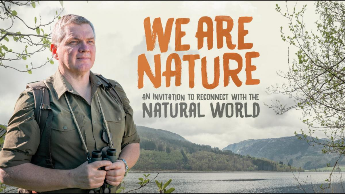Ray Mears: We Are Nature Tour
