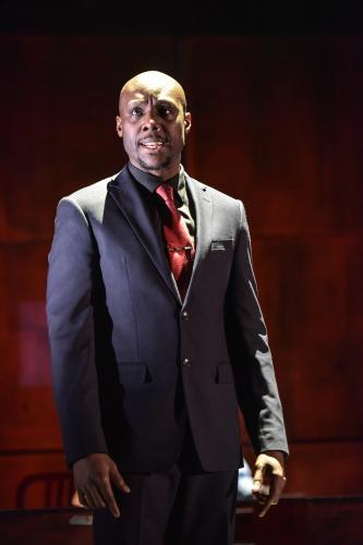 Chris Jack as Kamal - Photo by Robert Day