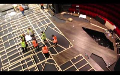 Great Expectations: Behind the Scenes - Tech Week 1