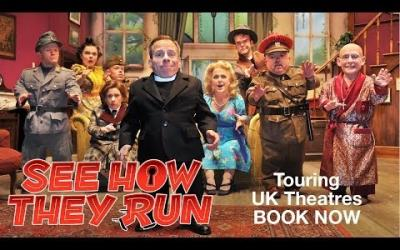 'See How They Run' Touring the UK now!
