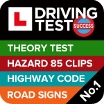 driving test success 4 in 1 app No.1