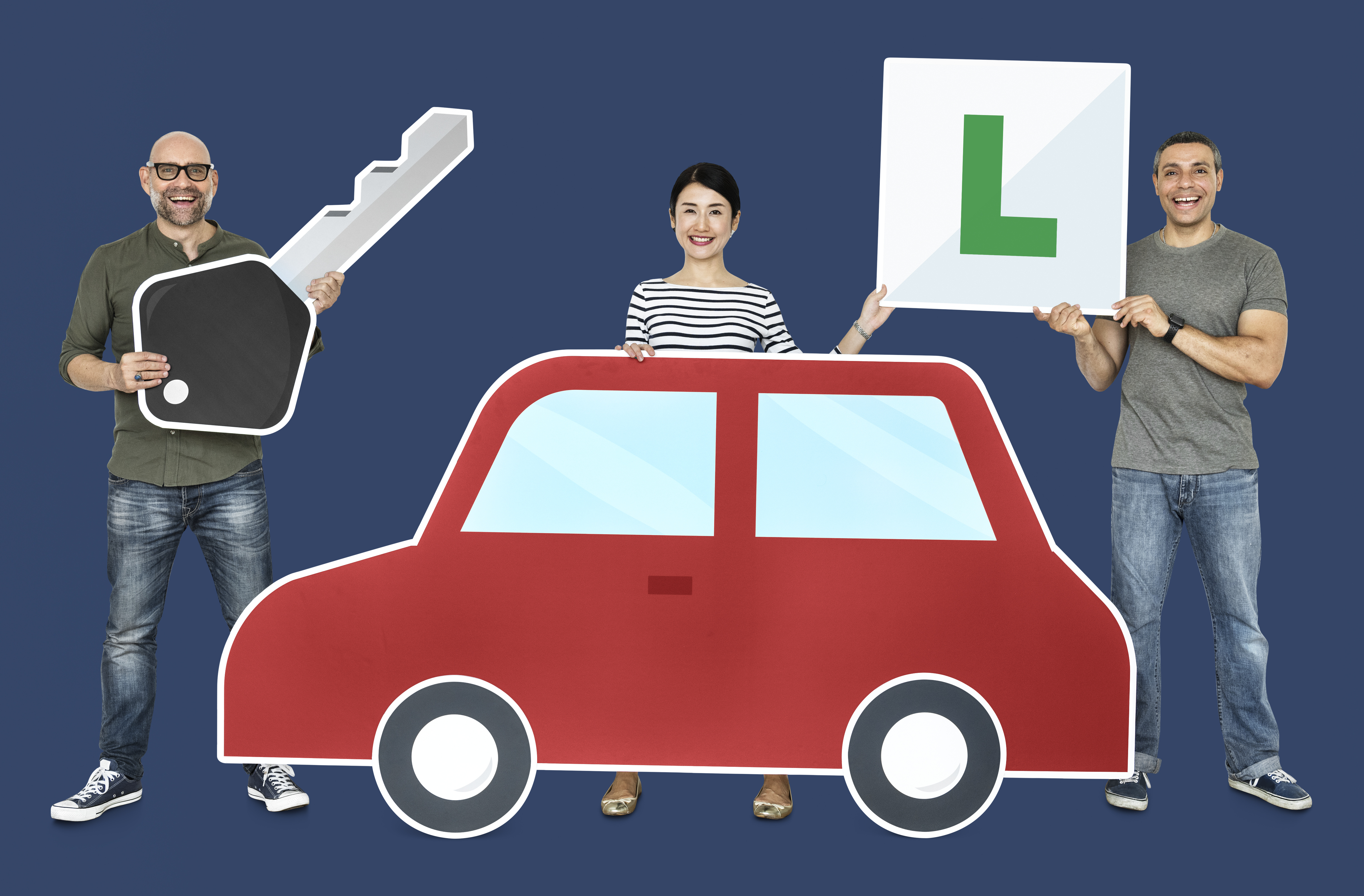 driving test success rates
