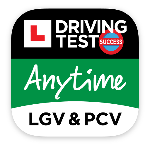DTS Anytime Part 1a LGV & PCV App