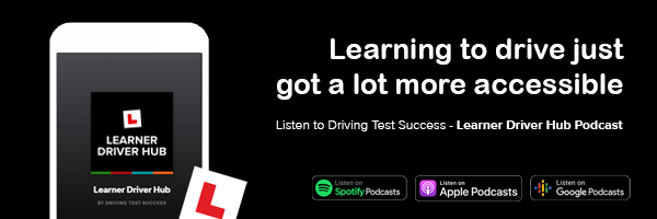 Learner Driver Hub - Driving Test Success Podcast