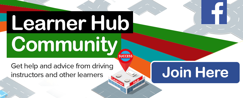 Learner hub community on Facebook