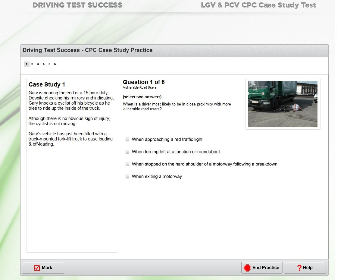 progress and performance chart CPC case study