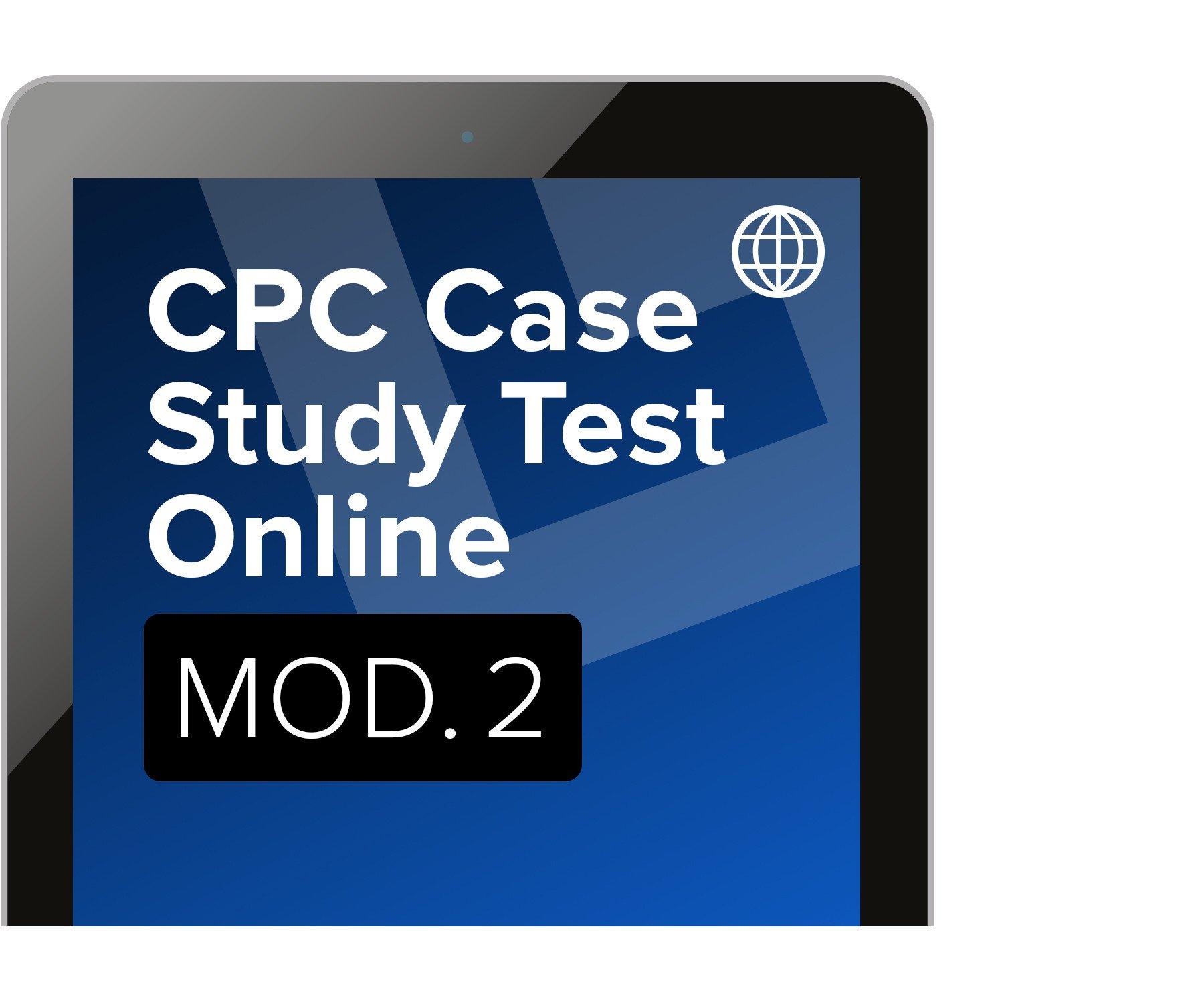 CPC module 2 online material