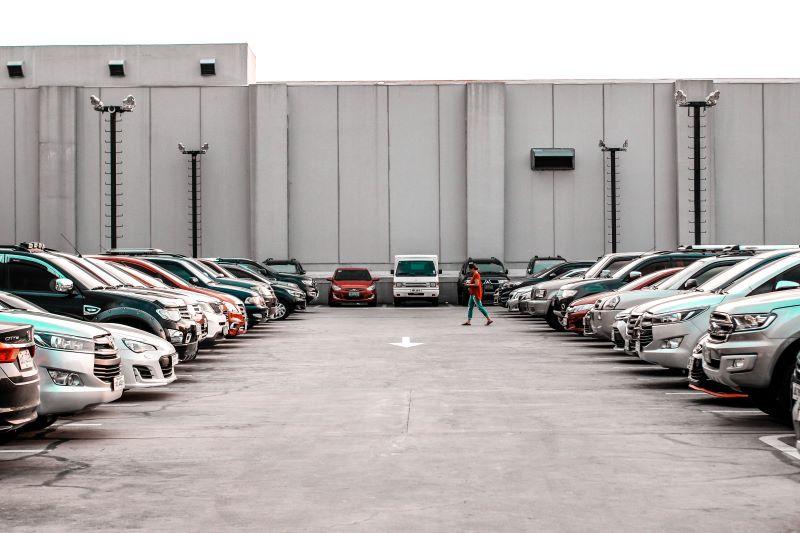 future of car usage - parking
