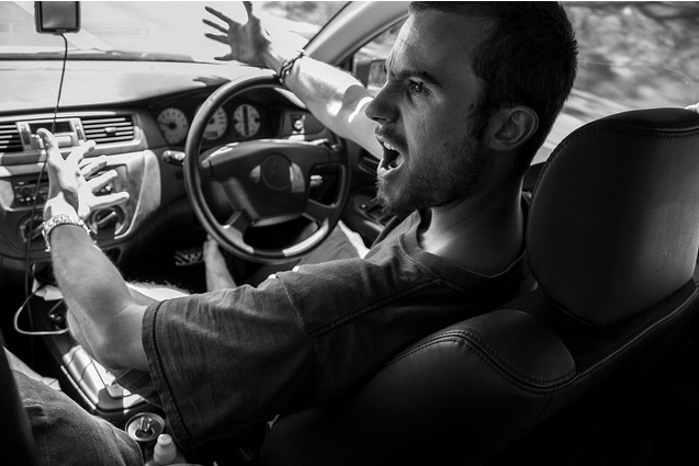 how arguing can affect your driving