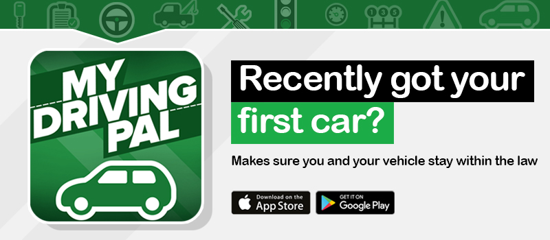 My Driving Pal App