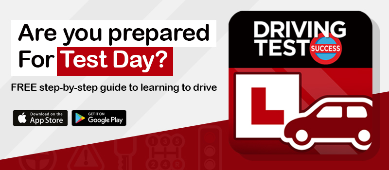 Starter Kit App - Driving Test Success
