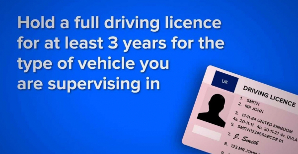 Top Tips When Supervising A Learner Driver   Driving Test