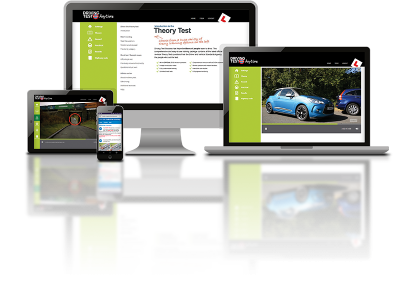 Car Theory Test & Hazard Perception Revision - DTS Anytime Online Training