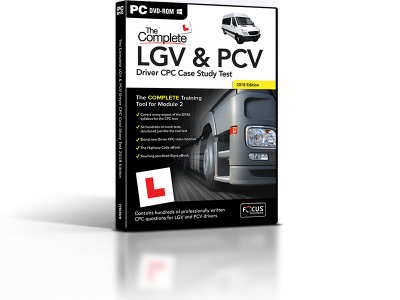 The complete LGV/PCV DVD