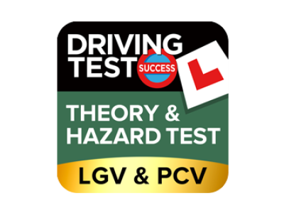 Download LGV & PCV Theory Test App