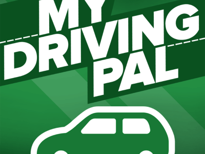 My Driving Pal App icon
