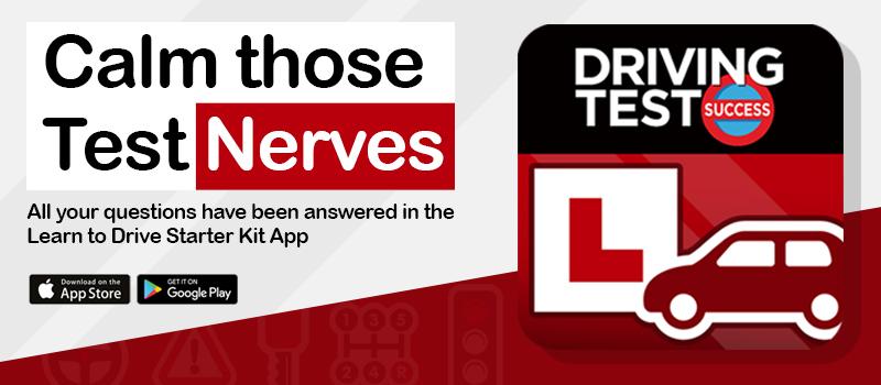 Starter Kit App - Driving Test Success