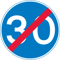 30 limit zone