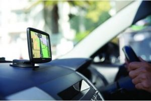 TomTom Start 52 - the satnav to be used in the new driving test