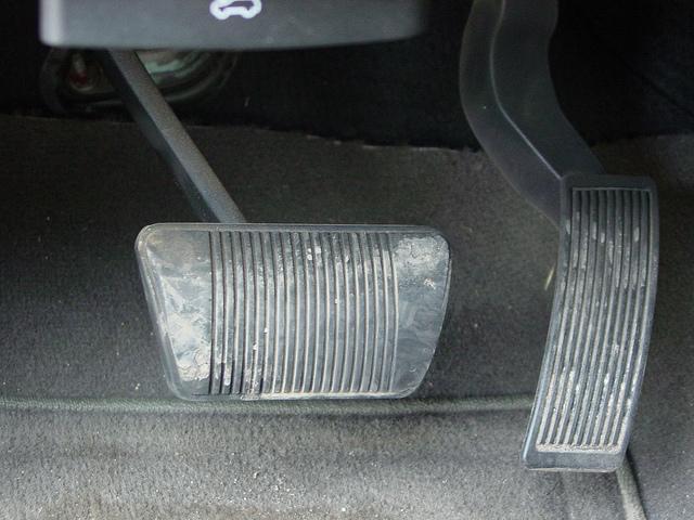 Car foot pedals