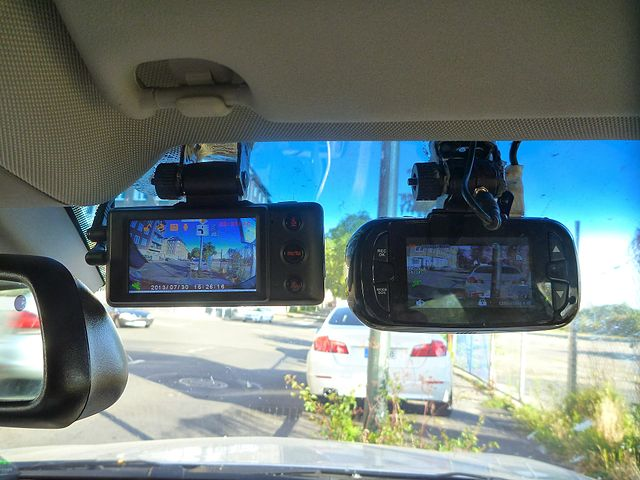 In-car dashcams