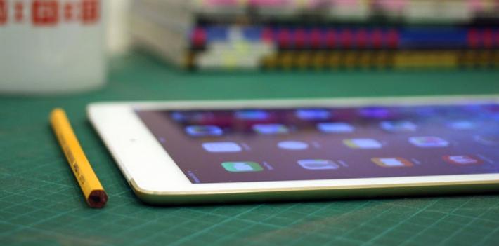 iPad Air device