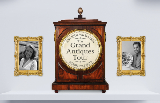 Inspired Grand Antiques Tour