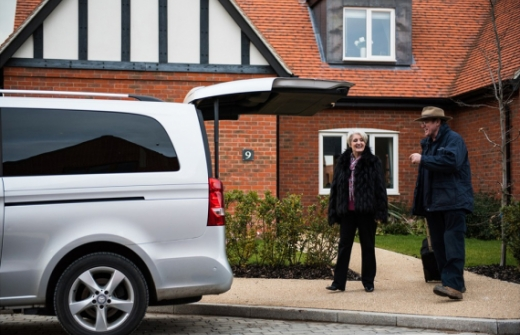 Retirees Leaving Their House to Go Travelling