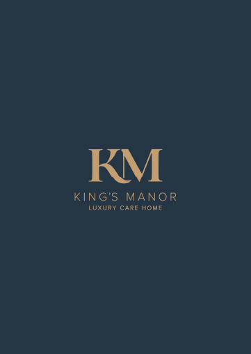 King's Manor brochure cover