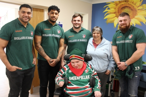 Leicester Tigers Visit