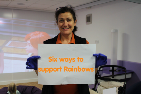 Six ways to support Rainbows